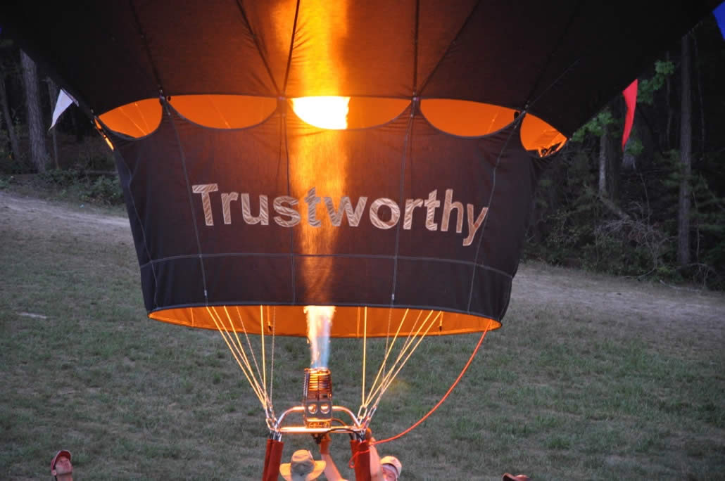 Trustworthy Balloon
