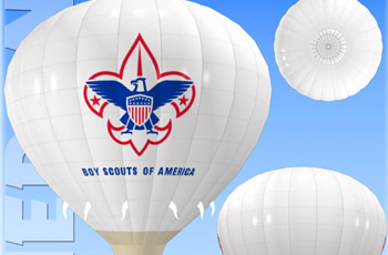 BSA Balloon History