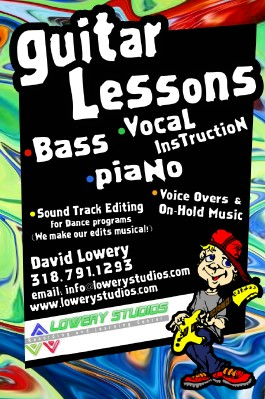 Lowery Studios - Sign up now!